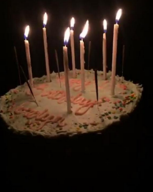 Kylie Jenner Claims Offensive Birthday Cake Was Not From Her